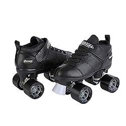 professional Chicago Brett Speedo Men's Inline Skates – Black Size 11