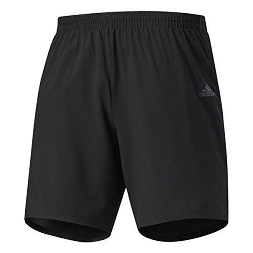 adidas Herren Response Shorts, Black, L/7 Zoll
