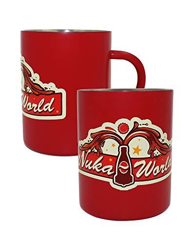 Fallout 76 Nuka-World Steel Mug