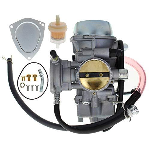 AUTOKAY Carburetor Carb for Yamaha Grizzly 660 YFM660 2002 2003 2004 2005 2006 2007 2008