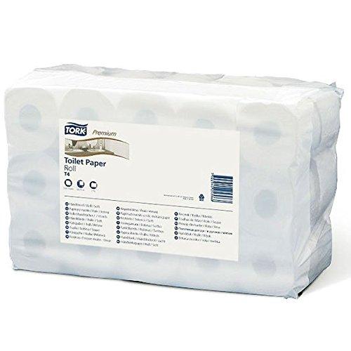 Tork 110782 Premium wc-papier, 30 Rollen