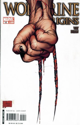 Wolverine Origins #10 : Savior (Marvel Comics)
