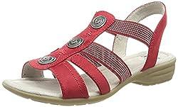 Jana women 8-8-28166-26 100 flat sandal