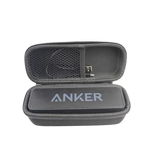 SANVSEN-Bolsa de Viaje Duro para Anker SoundCore - Altavoz Inalámbrico Portátil Bluetooth Estéreo Bluetooth 4.0