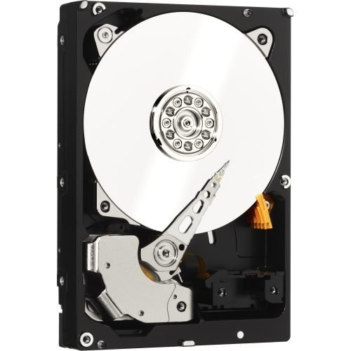 TDSOURCING WESTERN DIGITAL WD Gold 6TB high-Capacity datacenter Hard Drive - 7200rpm - 128 MB Buffer