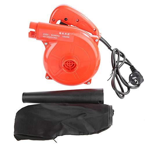 Soplador de polvo eléctrico, soplador de aire eléctrico duradero de alta dureza, rojo para computadora de automóvil(European regulations)
