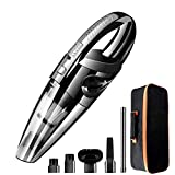 Handheld Vacuum Cordless Portable Wet Dry Vacuum Cleaner for Car Home Pet Hair