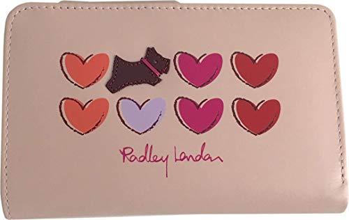 Radley Love Me Always - Monedero mediano de piel bifurcada
