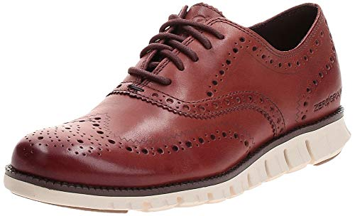 Cole Haan Men's Zerogrand Wing Oxford, British Tan, 12 M US