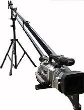 Indy Jib 12 feet Camera Crane Jib Boom with Crane Stand - No Tripod Necessary