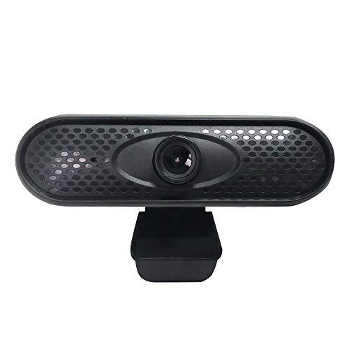 Ajzar Webcam HD 1080P USB Auto Focus Web Camera Built-in Noise Reduction...