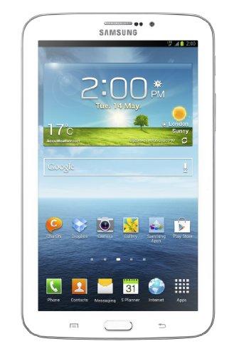 Samsung Galaxy Tab 3 SM-T210 8GB 7  1.2GHz 1GB Android 4.1 Wi-Fi Tablet - WHITE
