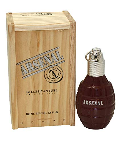 Arsenal Grey Man Eau De Parfum 100 Ml