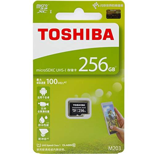microSDXC256GB東芝Toshiba超高速UHS-IフルHD動画撮影海外向パッケージ品[並行輸入品]