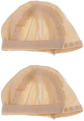 N-K Maßstab 1/3 Puppe für Perückenkappe verstellbare elastische Feste Perücke Netz Perückenkappe Abdeckung-beige Nettes Design
