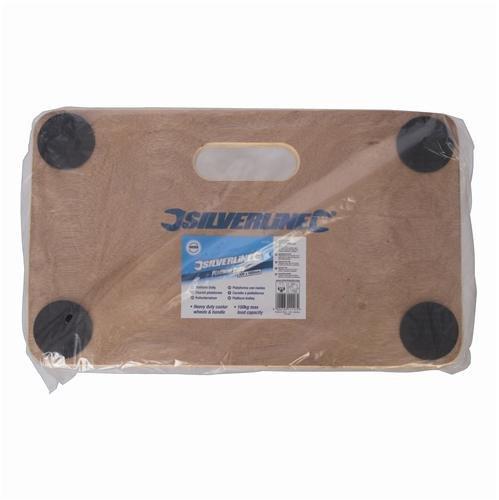 Silverline 647896 - Plataforma de carga