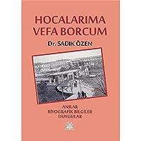 Hocalarima Vefa Borcum