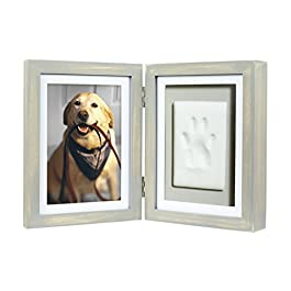 Pearhead Pet Desk Frame with Ink