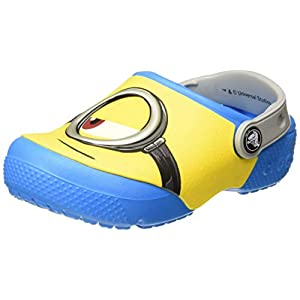 Crocs Kids' Fun Lab Minion Clog