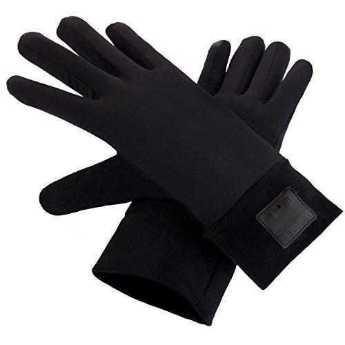Mobiele telefoon smartphone bluetooth handschoenen compatibel met touchscreen Hello Gloves