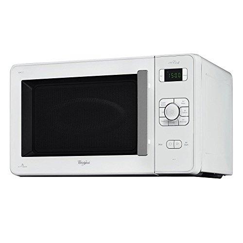 Whirlpool JC 213 WH Piano di lavoro 30L 1000W Bianco forno a microonde