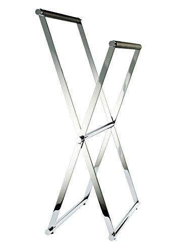 JOOP! Handtuchständer schwarz Chromeline 95x82x57,5 cm