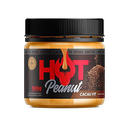 Pasta de Amendoim Cacau Fit 500g - Porn Fit