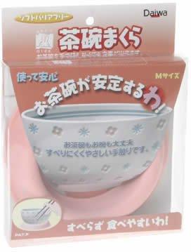 プチエイド 茶碗まくら M ピンク