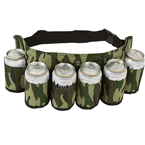 Beer Holster Drink Holder Beer Soda Can Belt Holster Beer...