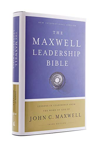 Compare Textbook Prices for NIV, Maxwell Leadership Bible, , Hardcover, Comfort Print: Holy Bible, New International Version Third Edition ISBN 9780785223016 by Thomas Nelson,Maxwell, John C.