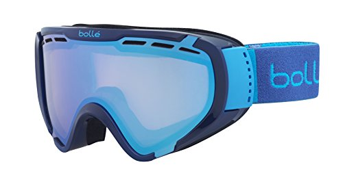 Bollé skibril Explorer Shiny Blue Brush Aurora, 21503