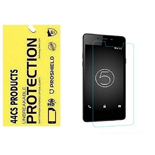 1247 SRY Transparent Impossible Screen Guard for Micromax Canvas 5 Lite Special Edition.