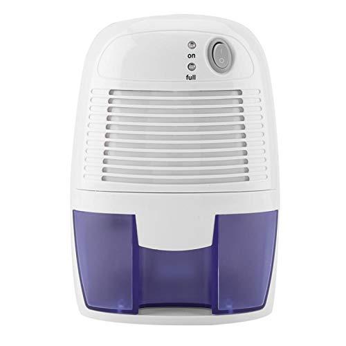 Deshumidificador PortáTil Inteligente, Recordatorio Inteligente Ultra Silencioso Mini Deshumidificador de Aire Deshumidificadores EléCtricos para Armario de Dormitorio en Casa(Regulaciones de EE. UU.)