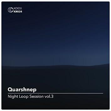 Night Loop Session vol.3 - Ep