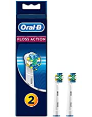 Oral-B Floss Action Replacement Brush Heads EB25 - Pack of 2