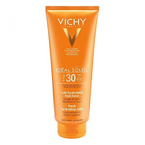 VICHY CAPITAL Soleil Gel Milch Familie 30 300 ml