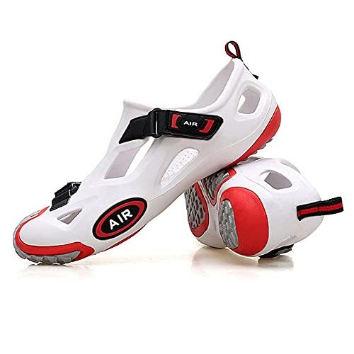 Scarpe da ciclismo da uomo, da donna, non bloccanti, per mountain bike, per il tempo libero, scarpe da corsa, bicicletta, senza blocco, colore bianco 1-36EU