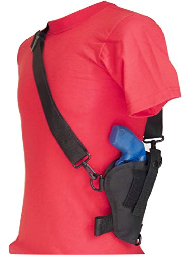 Federal Bandolier Field Holster for Taurus Poly Public Defender & S&W Governor, 45/410 Pistols