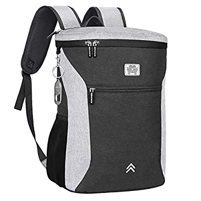 Leakproof Spacious Lightweight Soft Lunch Bag Cooler Backpack