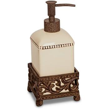 Godinger 44541 Crystal Soap Dispenser
