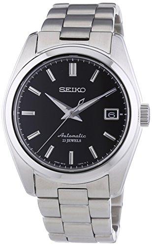 Seiko Reloj Automático para Hombre con Correa de Acero Inoxidable – SARB033