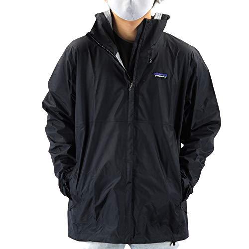 [patagonia-パタゴニア-]Torrentshell 3L Jaket トレントシェル 3L ジャケット メンズ[85240] (L, Black) [並行輸入品]