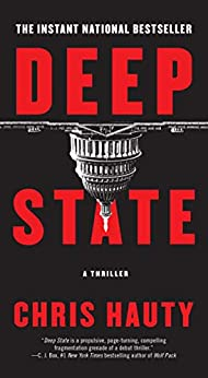 Deep State: A Thriller (A Hayley Chill Thriller Book 1) by [Chris Hauty]