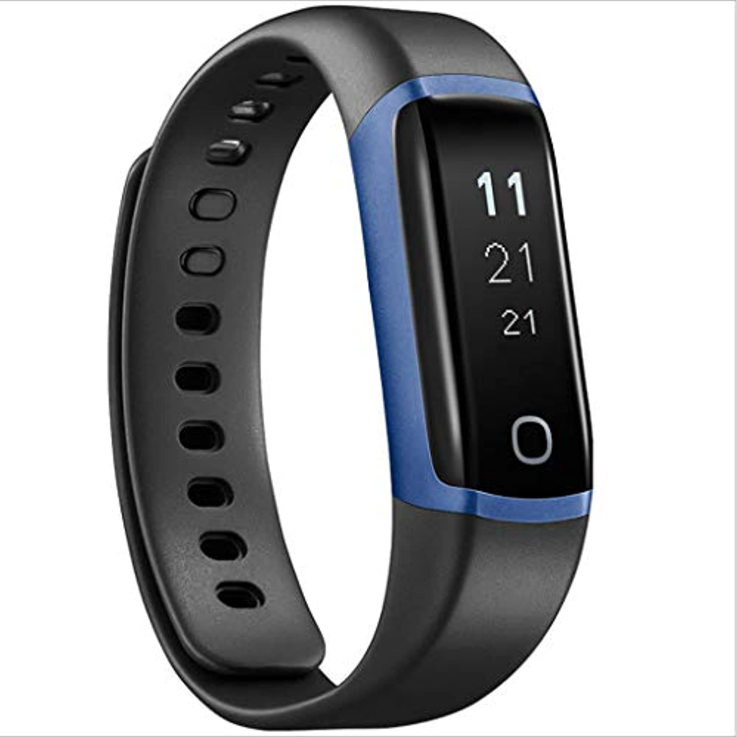 Sleep Heart Rate Metal Edging Waterproof Smart Bracelet GPS Positioning Message Call Reminder Support Android, iOS