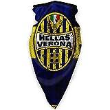 Hellas Ver-Ona Art Grunge Logo bufanda cuello caliente turbante tocado toalla cara protección cuello a prueba de viento a prueba de polvo sombrero pasamontañas