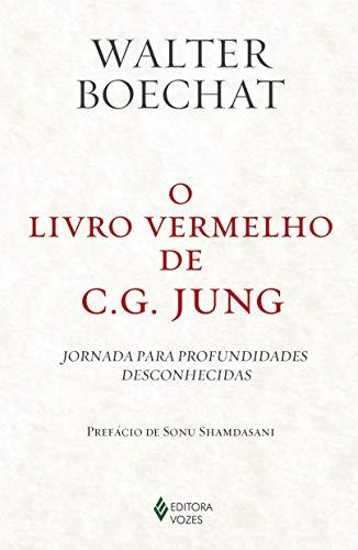 Livro Vermelho de C.G. Jung: Jornada para profundidades desconhecidas