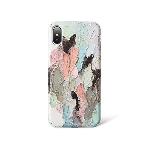 Custodia per telefono con cover luminosa per iPhone Se 11 Pro Max 11Pro Xs Max Xr X 7 8 Plus 6 6S + Cover posteriore rigida antiurto per iPhone 11Pro Max