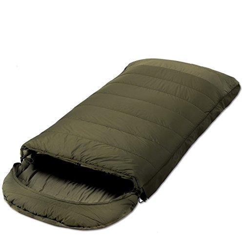 Mivall Sektor breiter Deckenschlafsack Militär Schlafsack Winterschlafsack