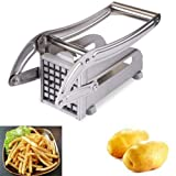 Bahob® Heavy Duty French Fries Cutter Stainless Steel Potato Cutter Professional Potatoes Chipper 20cm x 10cm
