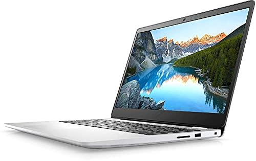 "NewDell Inspiron_15 3000 Laptop Student Business Computer, 15.6"" FHD Snowflake, AMD Ryzen 3 (> i3-10110U), 8GB RAM, 256GB SSD, HDMI, SD Card Reader, WiFi, Camera, Win 10 S, 1-Week Basrdis Support"